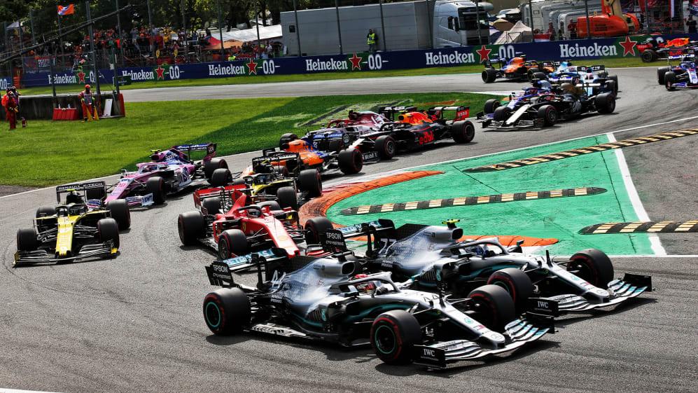 Grand Prix Racing >> Italian Grand Prix 2019 Race Facts And Stats Formula 1
