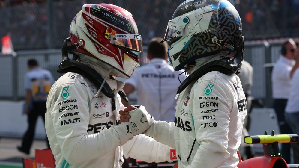 Bottas not giving up on title, but needs to be 'very lucky' to catch Hamilton | Formula 1®