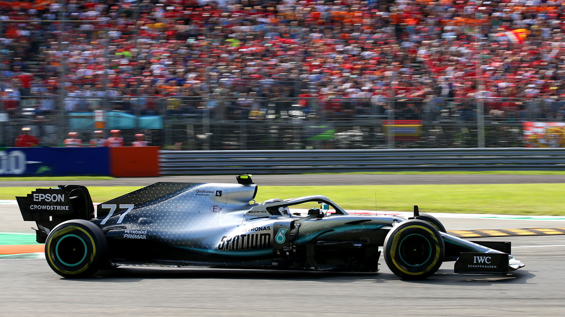 What the teams said - Race day in Italy | Formula 1®
