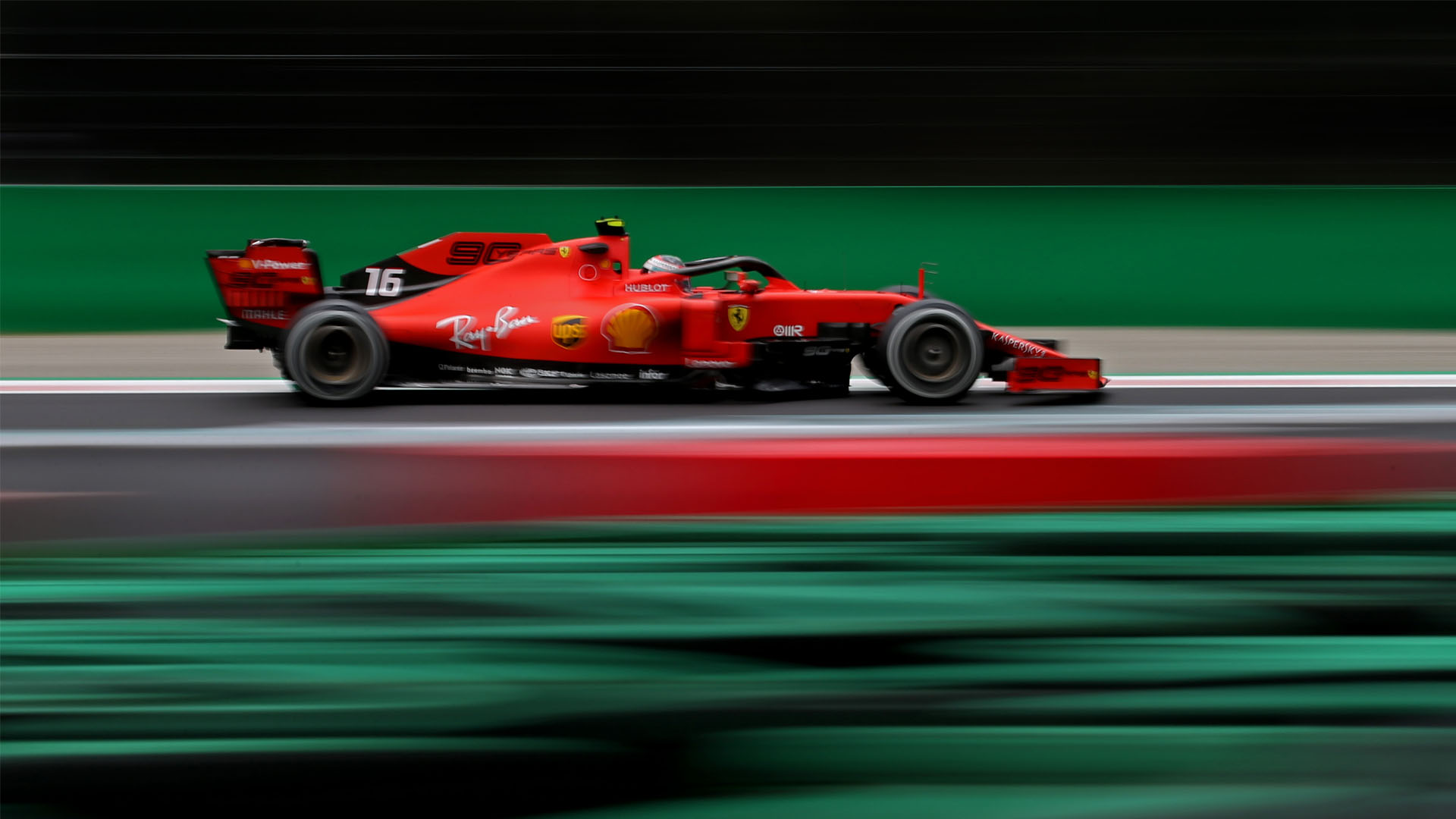 Italian Grand Prix 2019 Ferrari Drivers Wary Of Mercedes