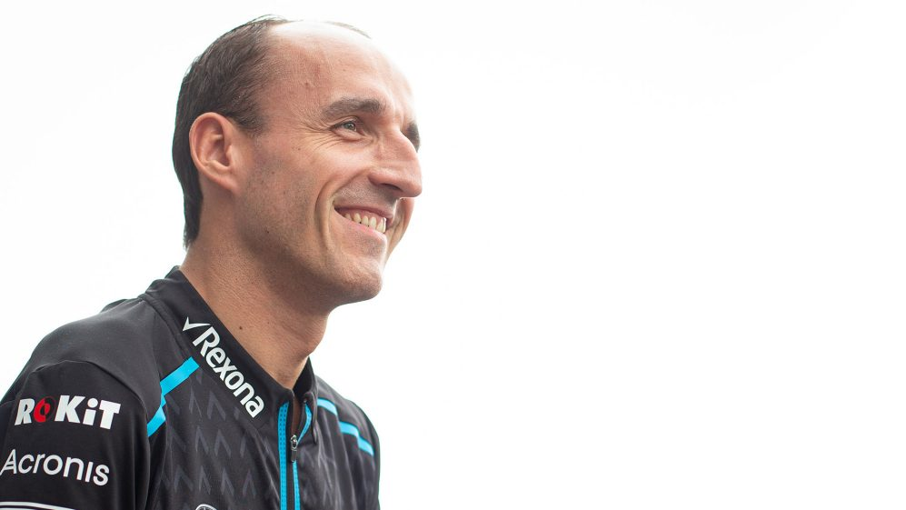 Kubica to sort racing programme before considering F1 role | Formula 1®