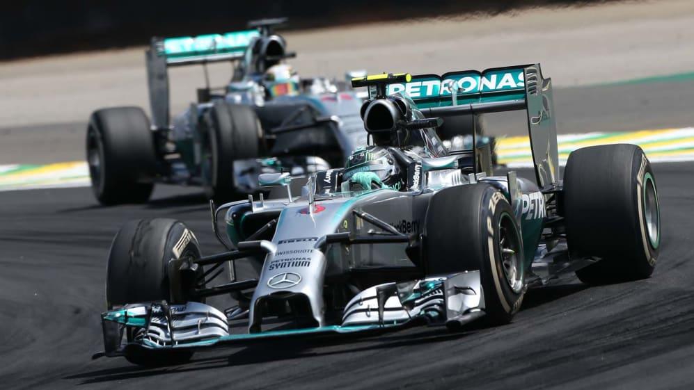 How Ferrari And Mercedes Six Straight Constructors Titles Stack Up Formula 1