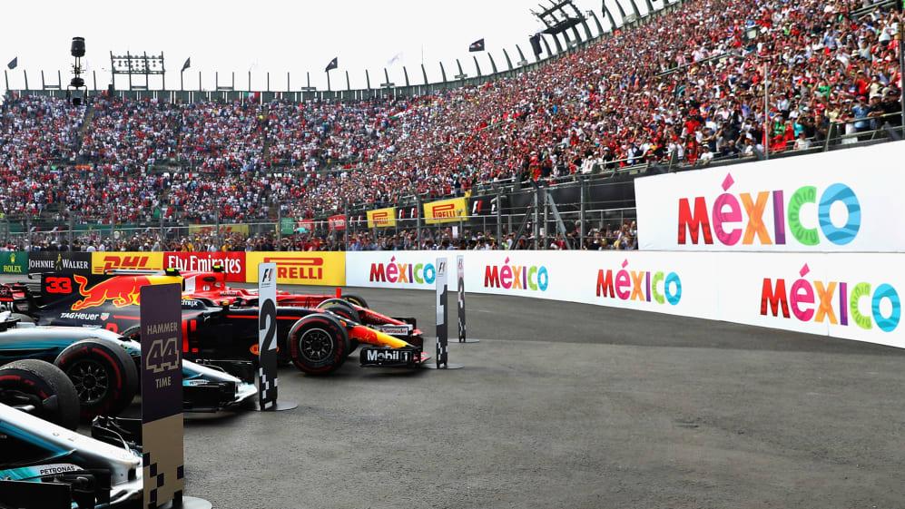 f1 mexico grand prix live streaming free