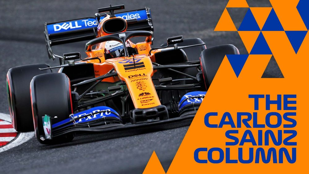 The Carlos Sainz Column - Japan | Formula 1®
