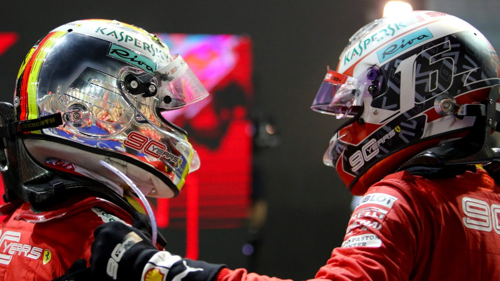 ross-brawn-singapore-gp-review-reds-fly-at-night | Formula 1®