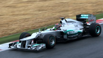 2012 Formula One Young Drivers Test