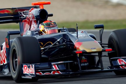 2009 Formula One Testing