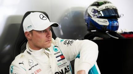 Mercedes admits it needs to get Bottas 'back to a good place'