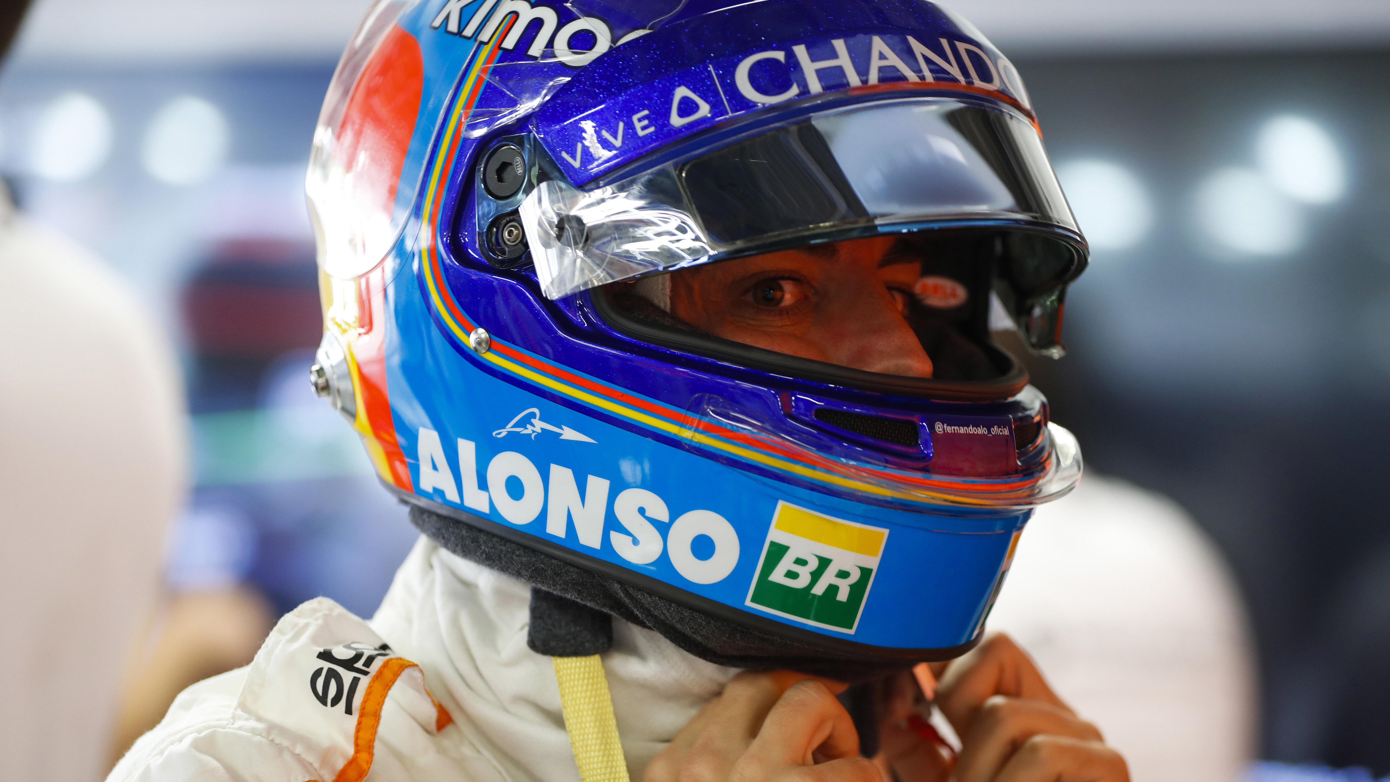 Will Buxton on Fernando Alonso: Behind the visor of one of the greatest enigmas our sport has ever, and likely will ever, know