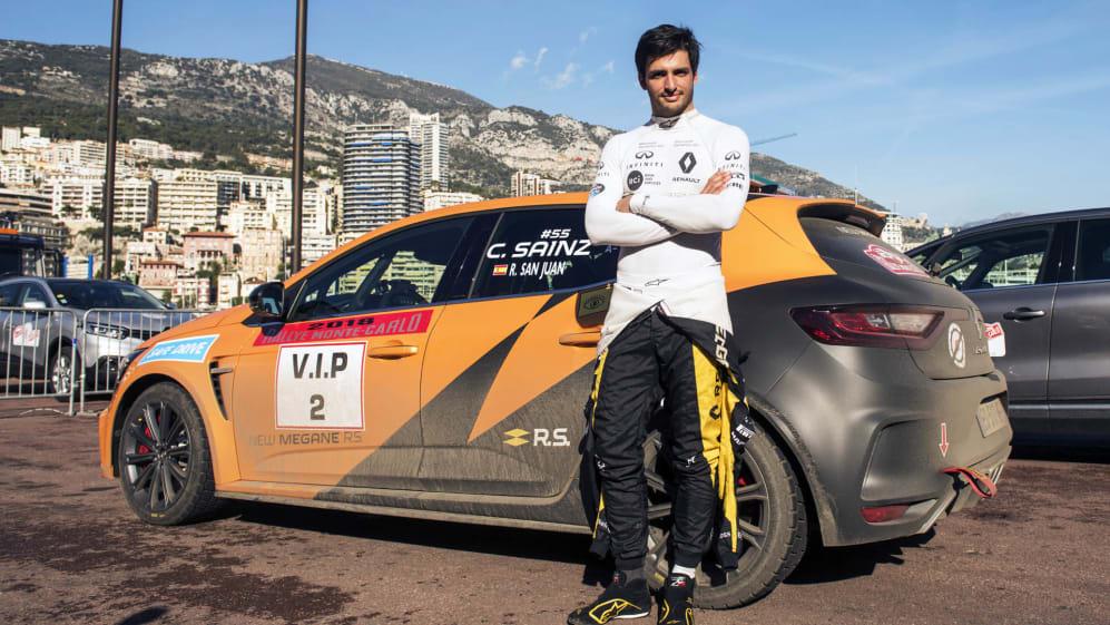 Sainz Rally with car.jpg