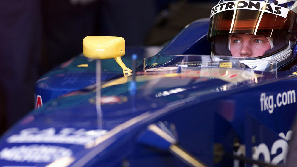 2000 Formula One Testing.