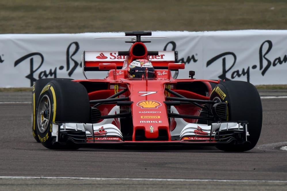 Ferrari SF70-H First Run, Fiorano, Ferrari SF70-H First Run, Fiorano