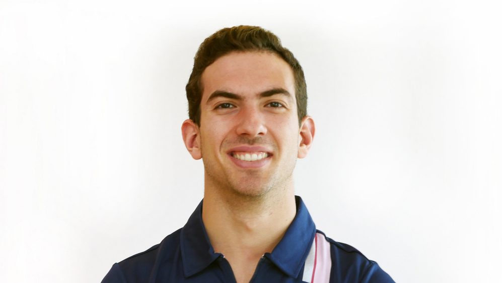 Force India's 2018 reserve and test driver, Nicholas Latifi