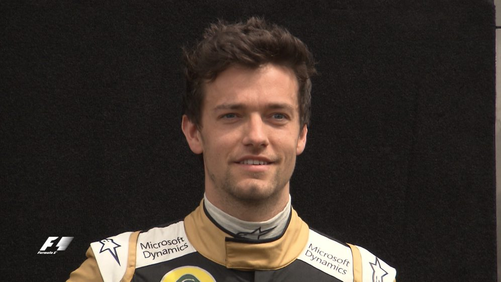 Jolyon Palmer to race for Lotus in 2016