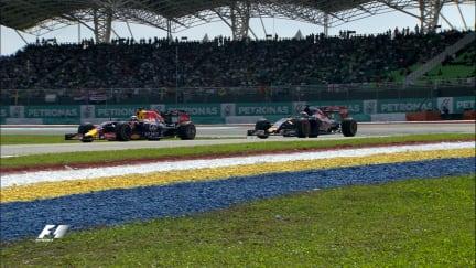 Max Verstappen's top 5 overtakes