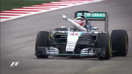 Lewis Hamilton makes Britain proud