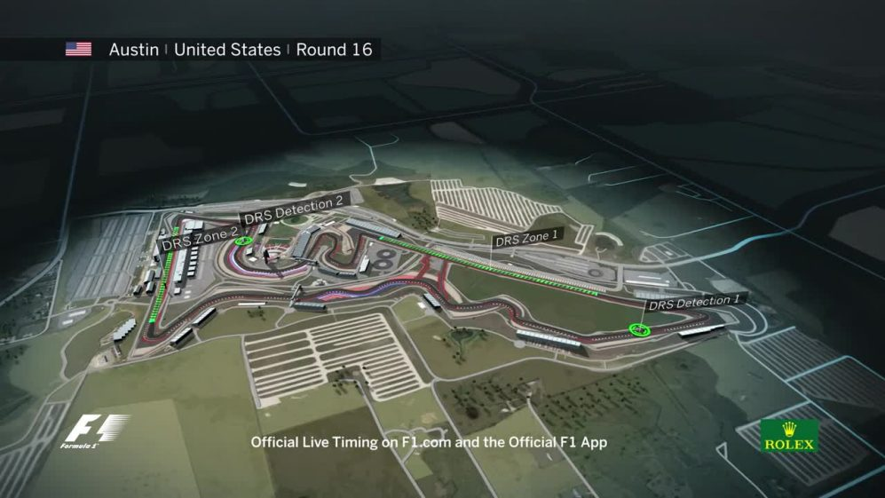 Circuit Guide - Circuit of the Americas