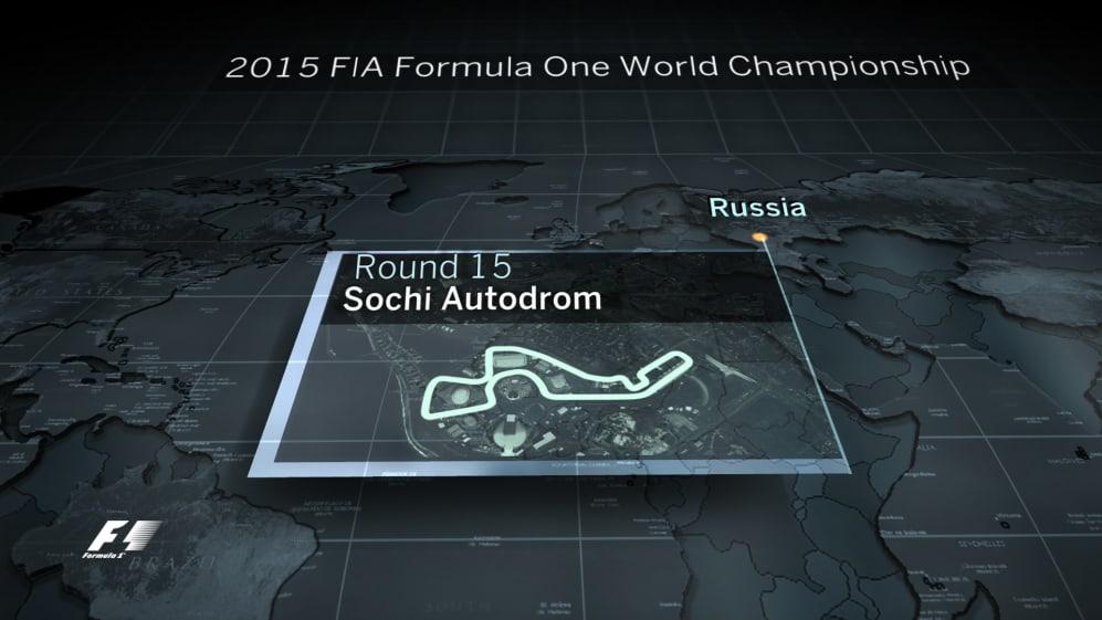 Circuit Guide - Sochi