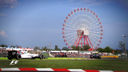 Race edit: Japan '15
