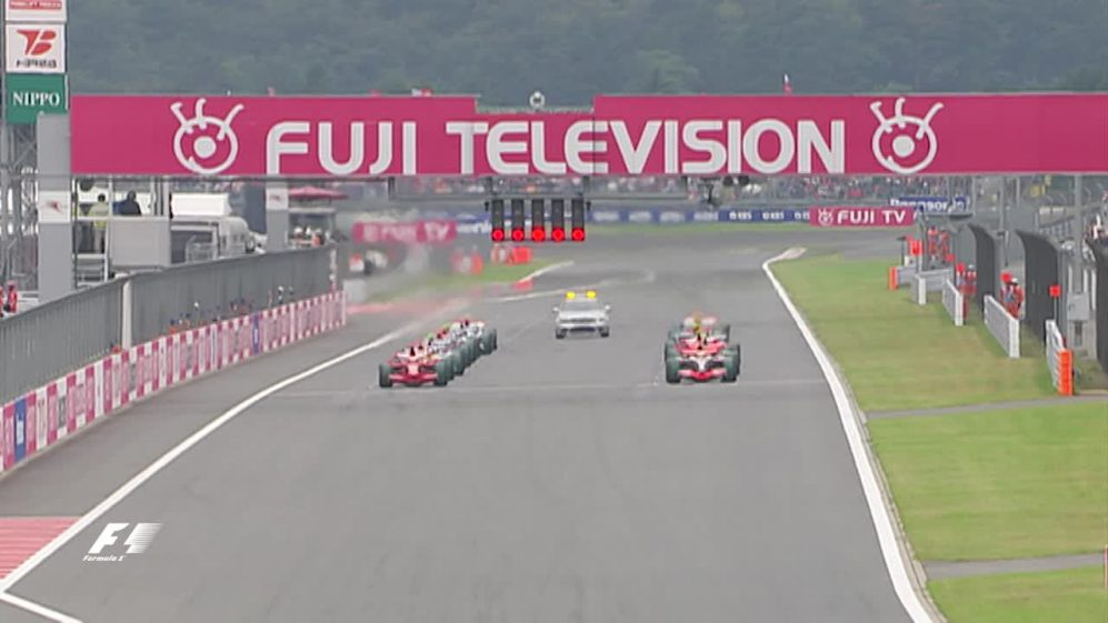 Alonso's 2008 Japan Grand Prix win