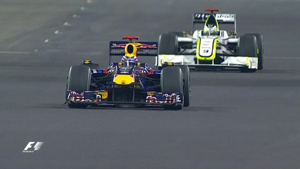 Do you remember - Button and Webber's epic 2009 Abu Dhabi battle