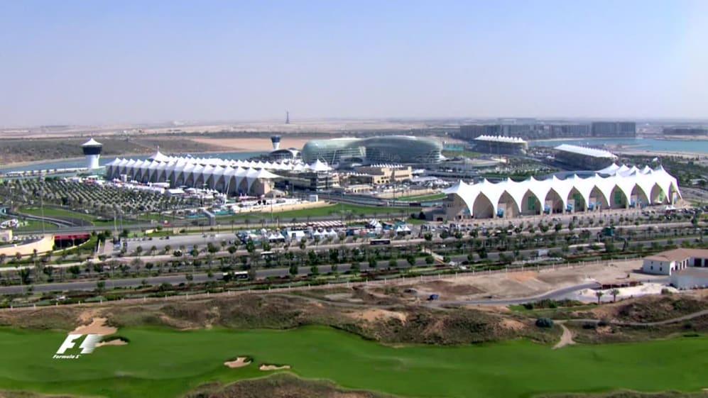 The Abu Dhabi Grand Prix through the years