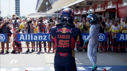 Catching up with Carlos Sainz in Mexico