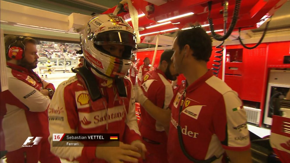 Qualifying: Vettel knocked out in Q1