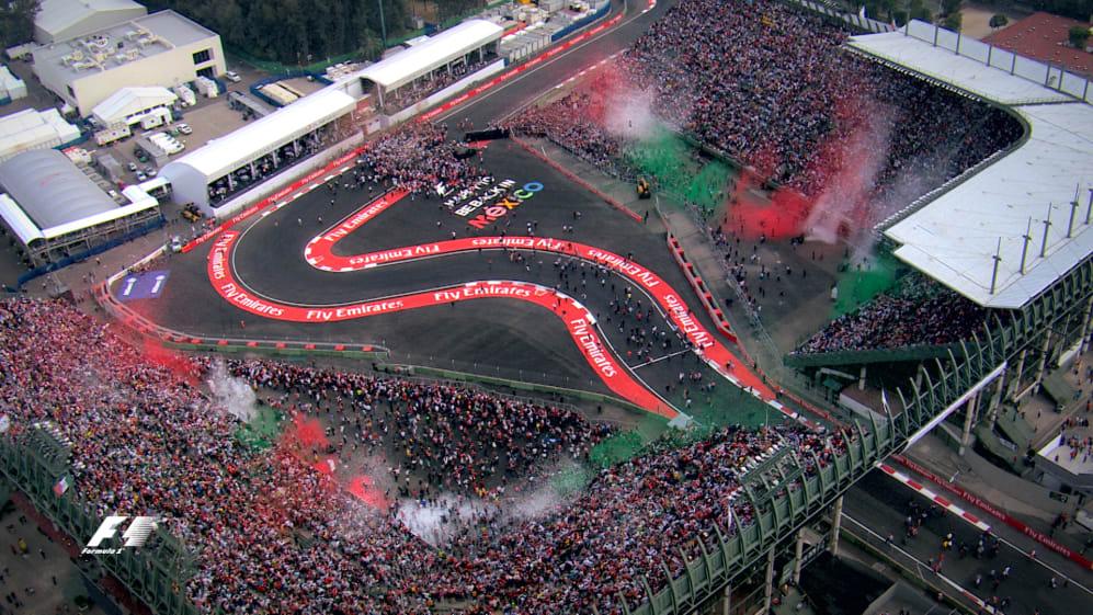 Race edit: Mexico '15