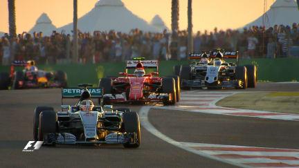 Race edit: Abu Dhabi '15