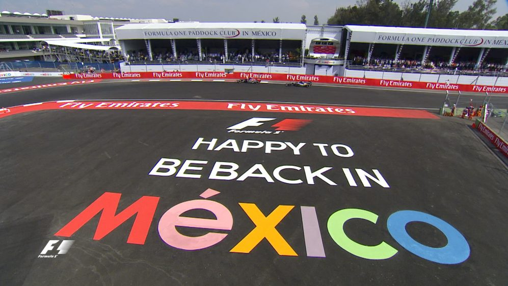 FIA Prize-Giving 2015: Mexico wins Best Promoter trophy