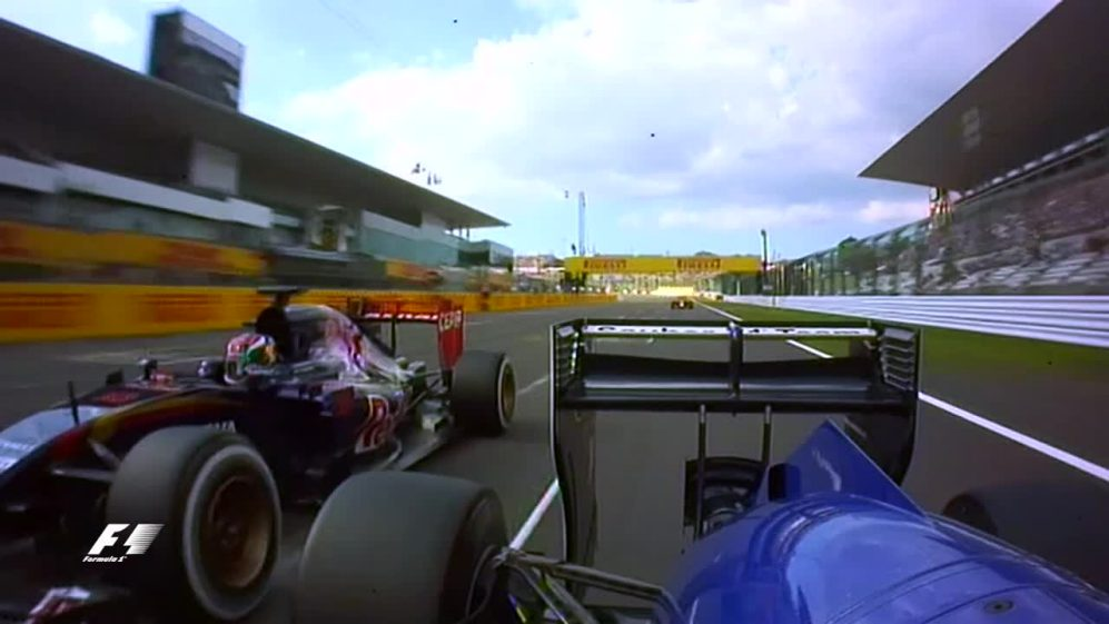 View from the paddock: Best overtake of 2015