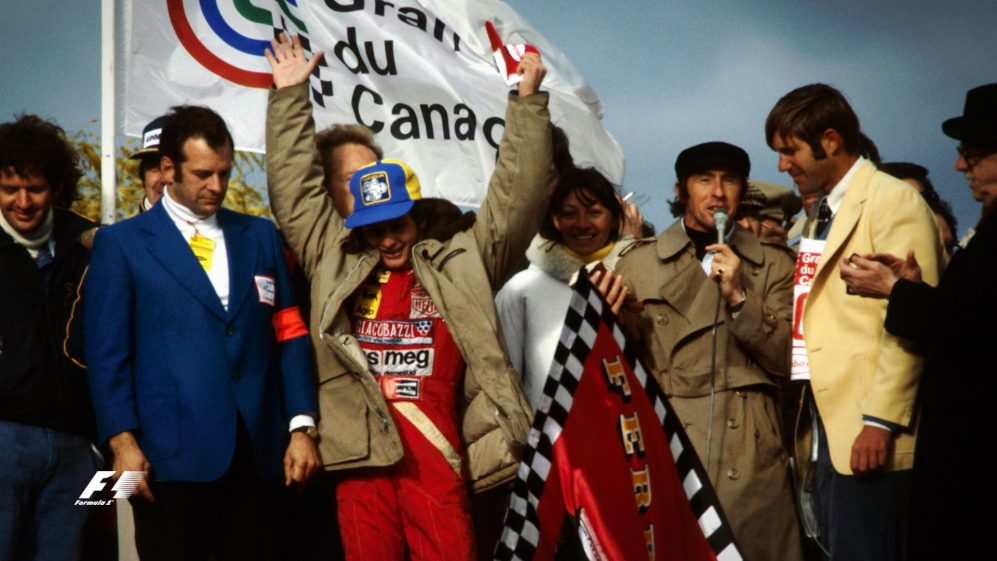 Gilles Villeneuve: A Canadian legend
