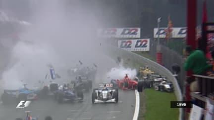 Your favourite Belgian Grand Prix - chosen by fans