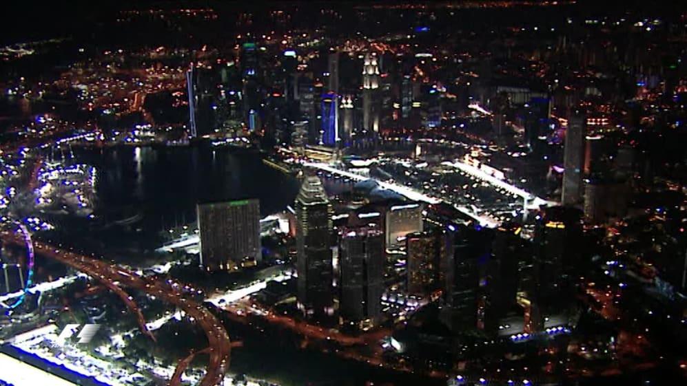 2008 Singapore Grand Prix - highlights