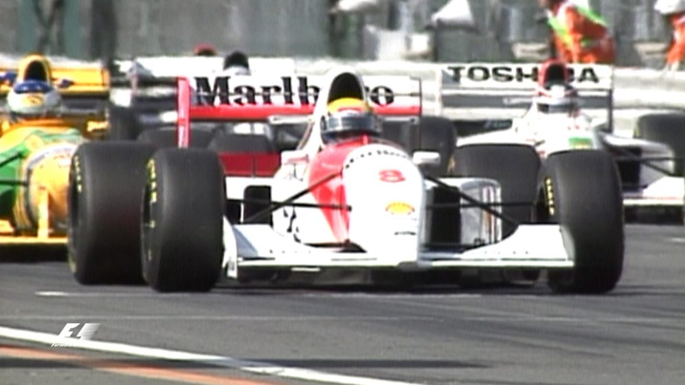 1993 Japan Highlights