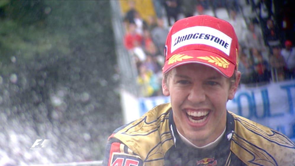 Your favourite Italian Grand Prix - chosen by fans