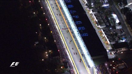 Your favourite Singapore Grand Prix - chosen by fans