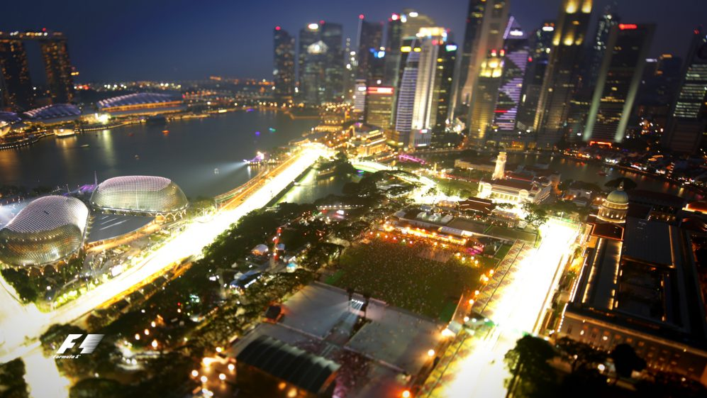 Race edit: Singapore '15