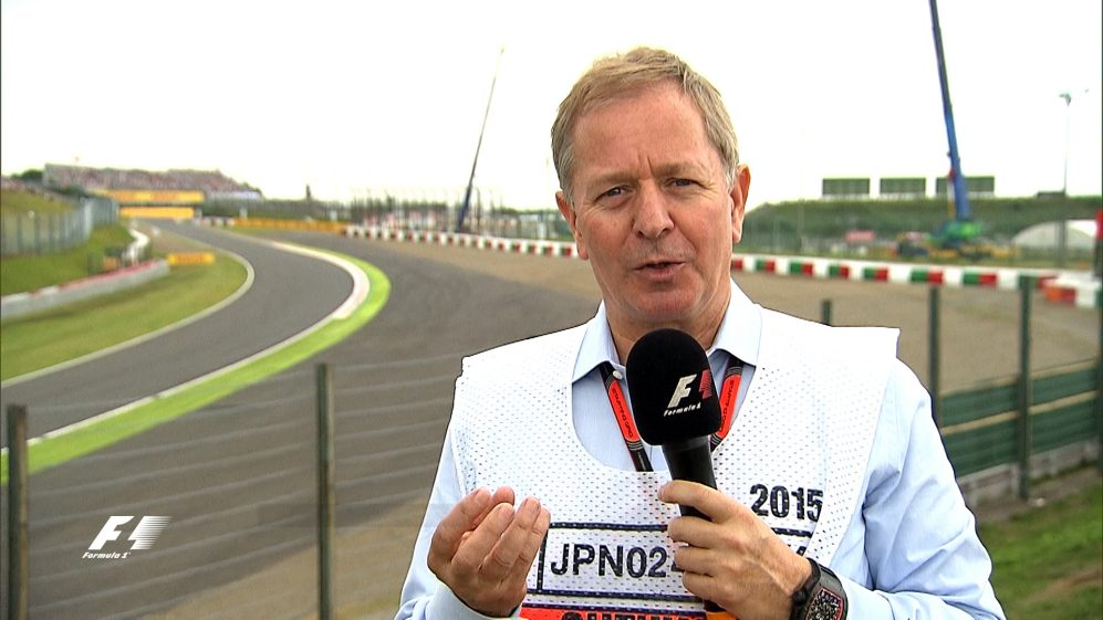 Martin Brundle and the majesty of 130R