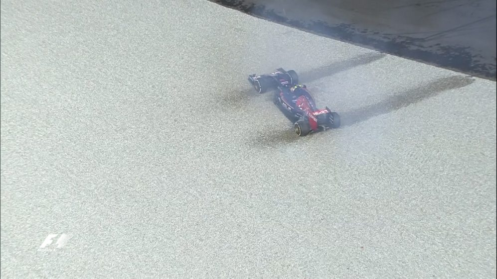 FP1 breaking news: Issues for Sainz end in spin