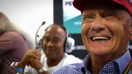 Niki Lauda - My life at Mercedes