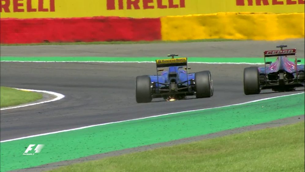 The Top 10 overtakes of 2015