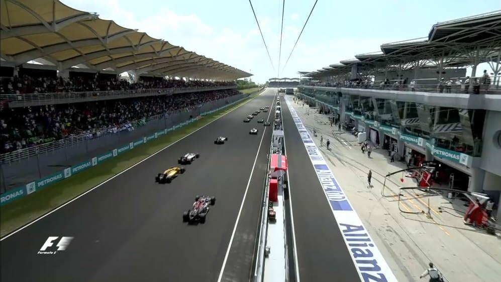 Race highlights - Malaysia 2016