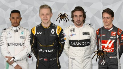 Quickfire F1 - What are you afraid of?