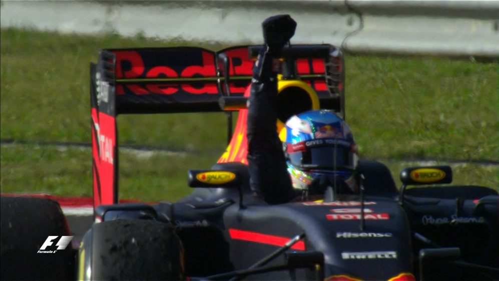How Ricciardo's resolve earned him victory in Malaysia