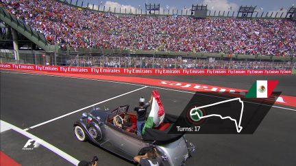 Your guide to the Mexican Grand Prix