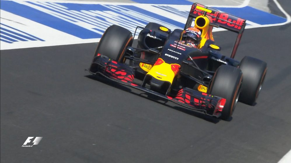 Your Driver of the Day for Malaysia - Max Verstappen
