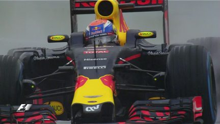Your Driver of the Day for Brazil - Max Verstappen