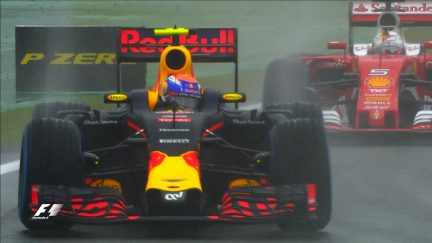 Verstappen's wet weather masterclass - one of the greatest ever?